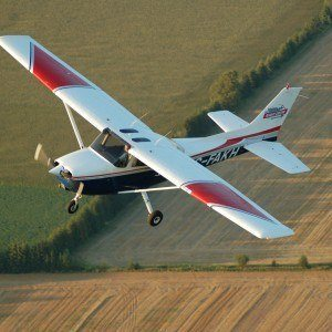Introductory Flying Lesson Cessna 172