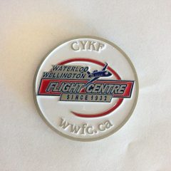 WWFC Challenge Coin