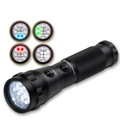 Smith & Wesson Galaxy 12-LED Flashlight