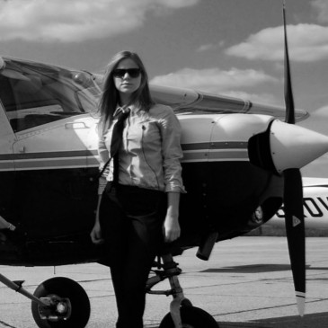 Putting women in the pilot's seat