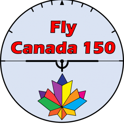 Fly Canada 150 – One Man's Quest
