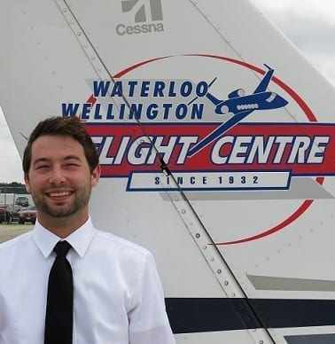 Cole Good, Flight Instructor