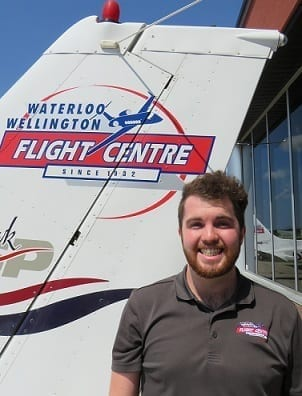 Thomas Fleming, Flight Instructor