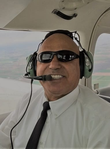 Akbar Bashiri Flight Instructor